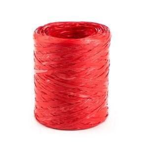 Nastro Rafia rosso