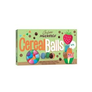 Confetti maxtris party Cereal Balls Mix 400 Gr-0