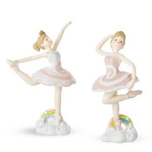 Ballerina bomboniera da appoggio assortita