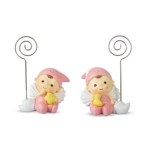 Baby angelo memoclip rosa