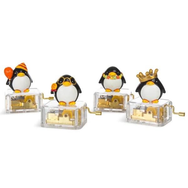 Bomboniera pinguino carillon