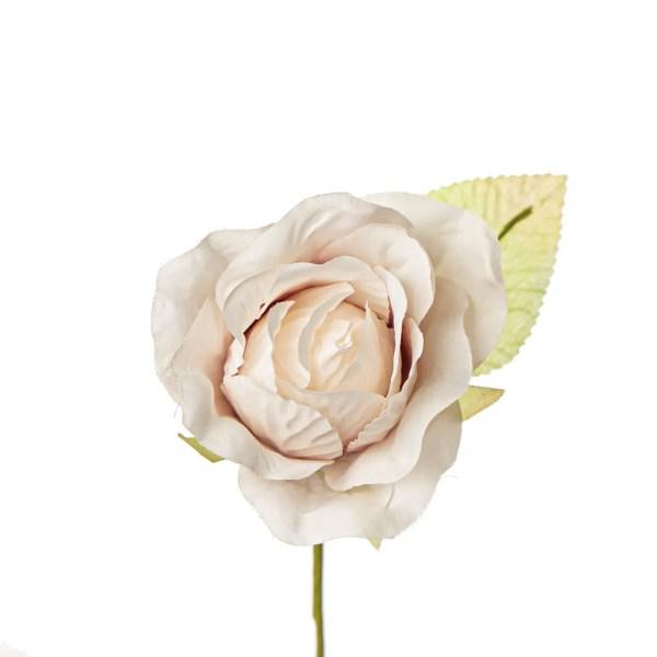 Fiore bocciolo decorativo rosa antico
