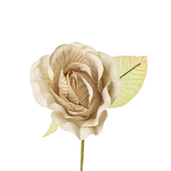 Bomboniera fiore colore beige