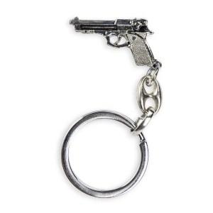 Applicazione portachiave Pistola