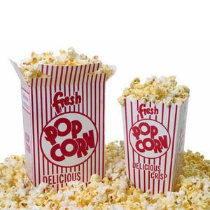 Attractieverhuur = popcorn
