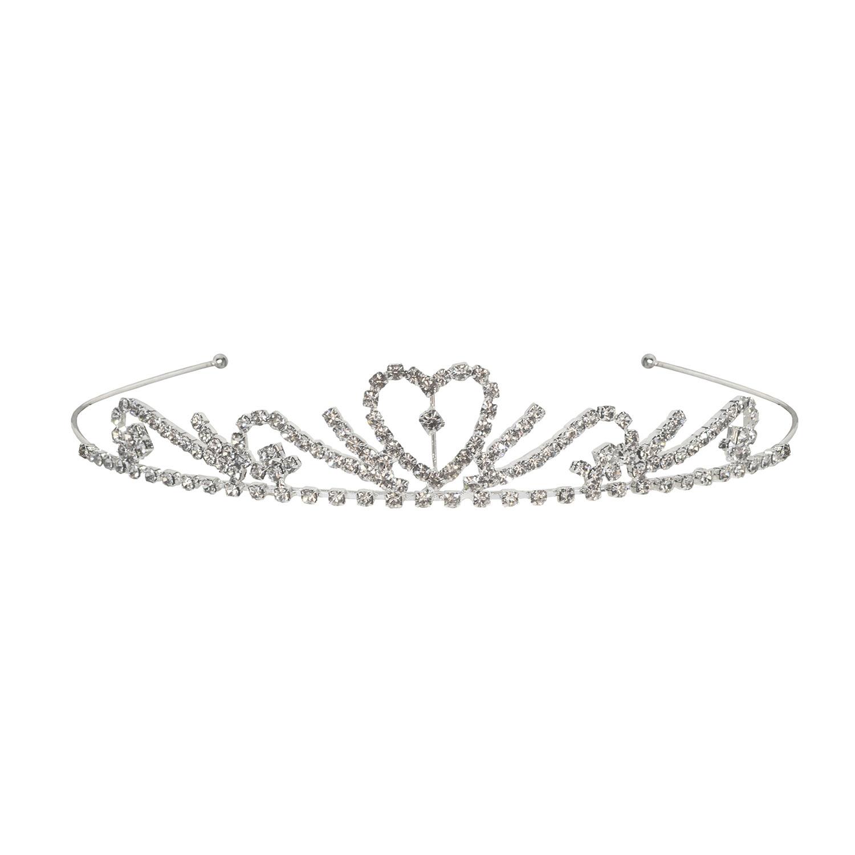 Love Royal Rhinestone Tiara