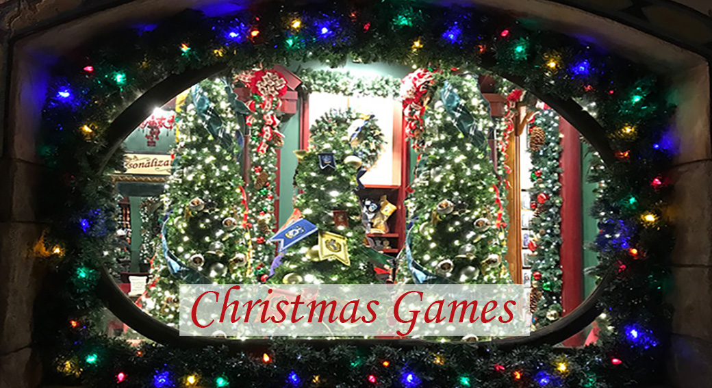 Christmas Games  Holiday Party Games  Gift Exchanges Category  Christmas Games