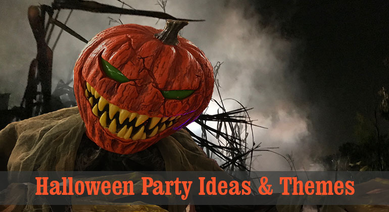 Throw a bewitchingly fun bash on your special day with a halloween birthday party. 45 Halloween Party Theme Ideas For Kids Adults