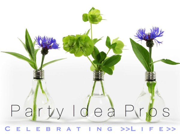 Party Idea Pros >> Celebrating Life! | Party Themes ...