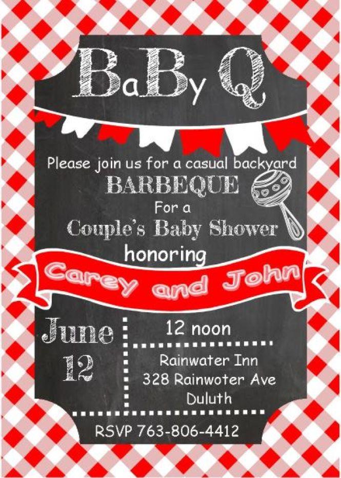 Babyq Baby Shower Invitations Summer 2020