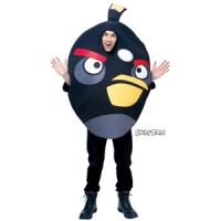 Angry Bird Zwart