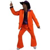 Oranje Kostuum