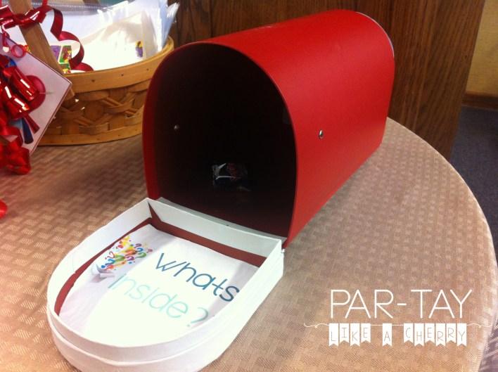 primary mailbox
