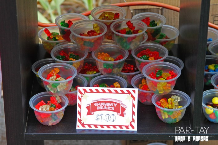 concession stand free printables for movie party
