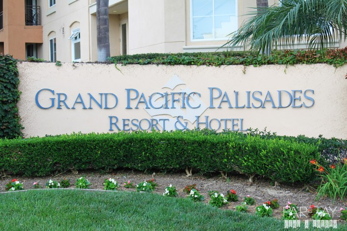 the Grand Pacific Palisades Resort Review in Carlsbad California