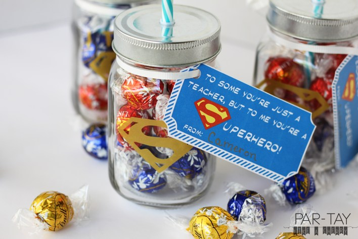 free printable superhero teacher appreciation gift tags