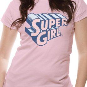Supergirl t-shirt