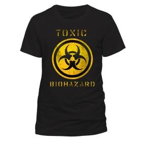 Toxic biohazard t-shirt