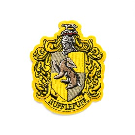 Hufflepuff patch