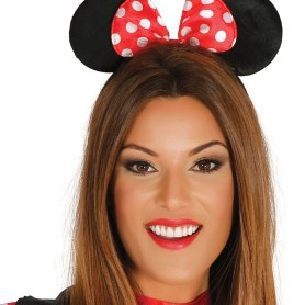 Minnie mouse ear diadem