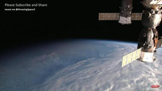 Live NASA ISS International Space Station Planet Earth ...