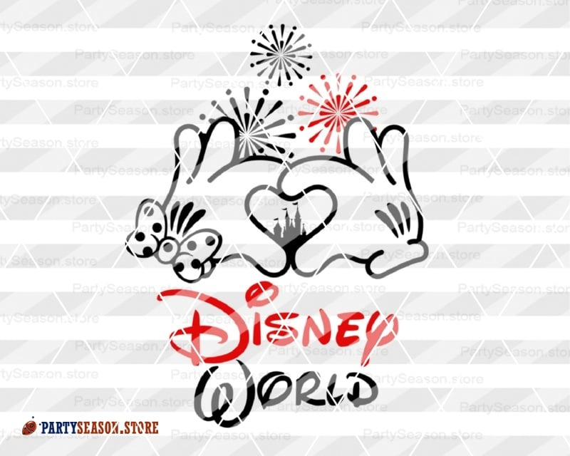 Download DisneyWorld svg