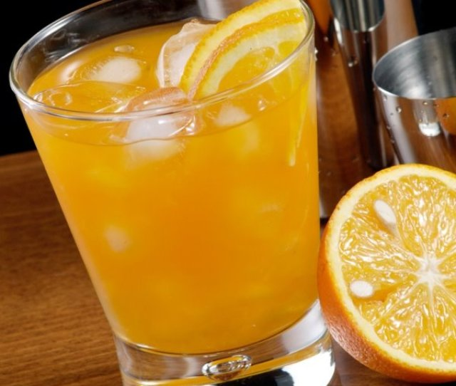 Orange Dream Cocktail Mix