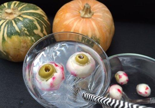 Cocktail con occhi di strega!