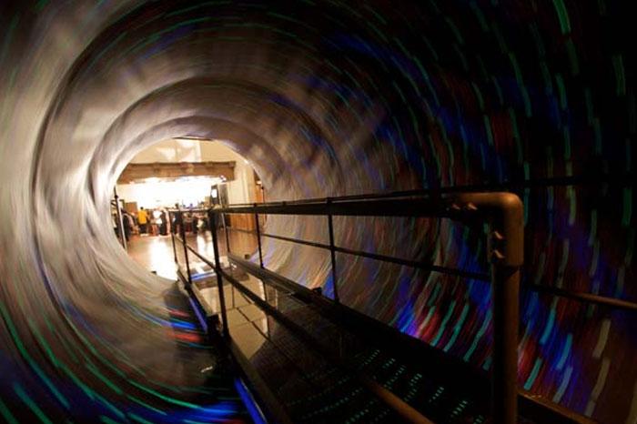 Vortex Tunnel Los Angeles PartyWorks Inc Equipment
