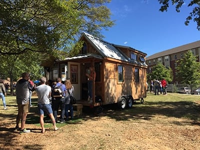 Decatur tiny house festival 2017