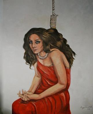 Acrylic on canvas, 150x120 cm, 2011