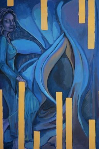 Acrylic on canvas, 100 x 150 cm, 2008