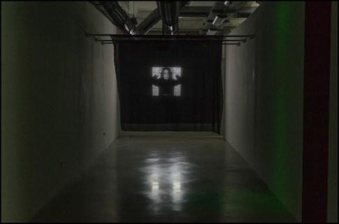 Installation, Instans Video, Marseille, France, 2018
