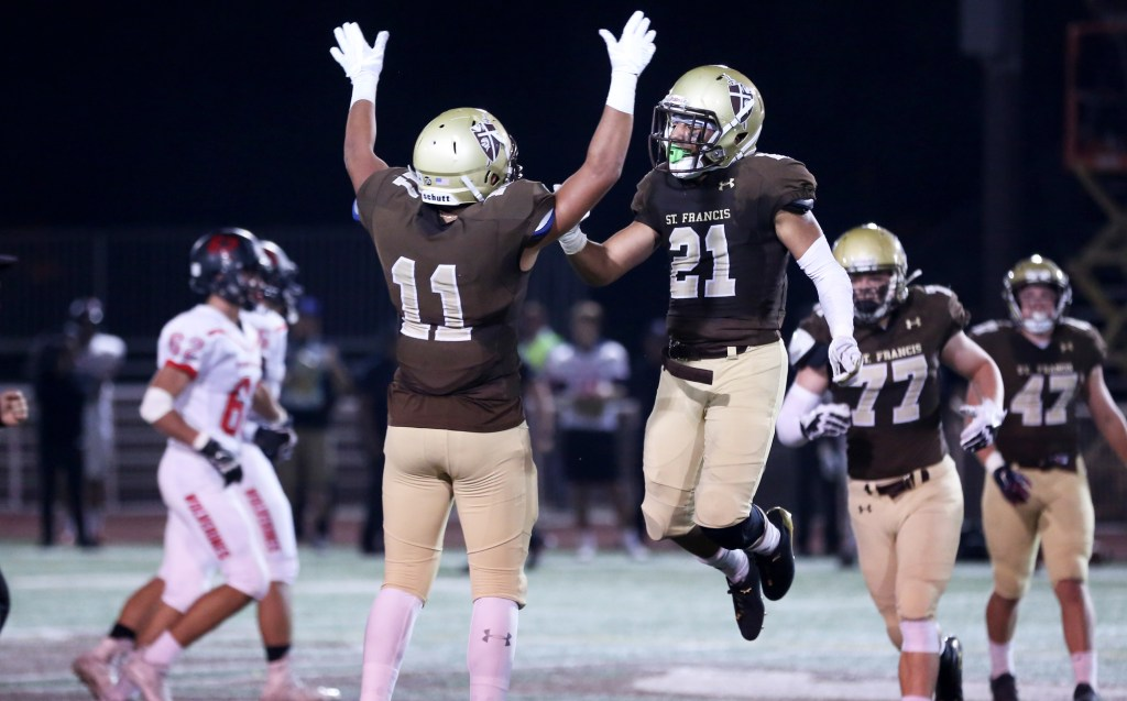 Friday's High School Football Playoff Previews: St ...