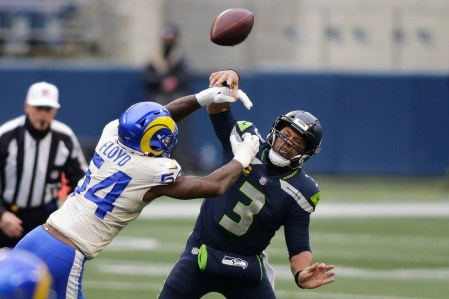 Los Angeles Rams Smother Seattle Seahawks for 30-20 Wild Card Win