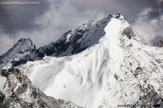 monte everest nepal campo base sur