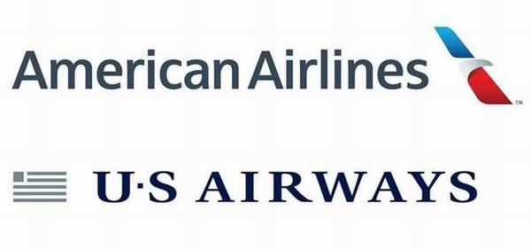 Resultado de imagen para fusion American Us Airways logo