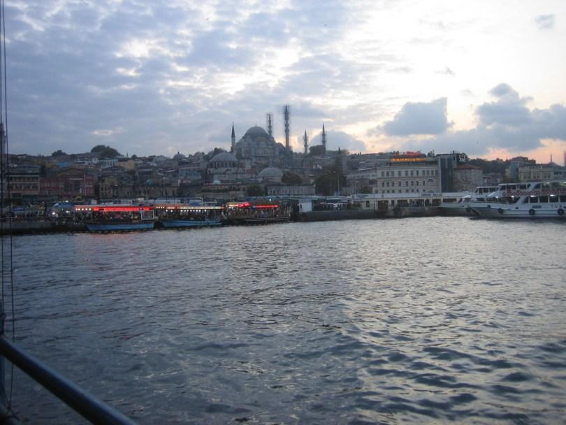 Puente de Galata Estambul