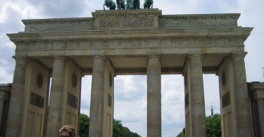 Puerta Brandemburgo Berlin