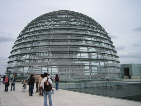 Cúpula Reichstag Berlin