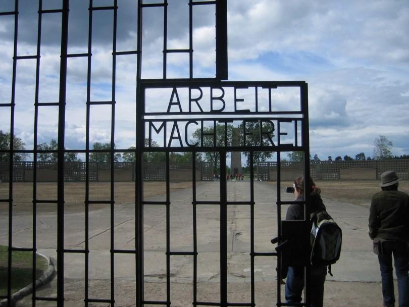 campo de concentracion Berlin Sachsenhausen