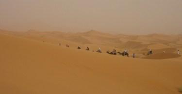 Merzouga desierto sahara