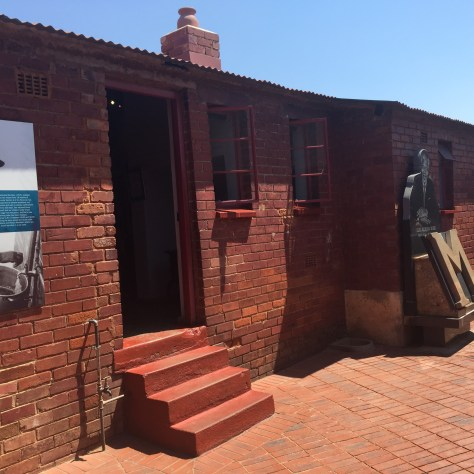 Casa Nelson Mandela