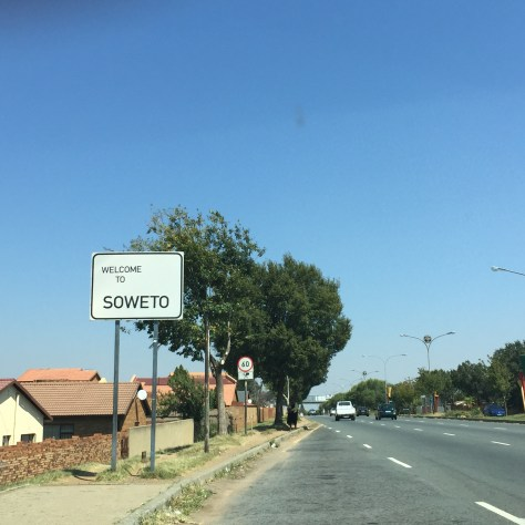 Welcome Soweto