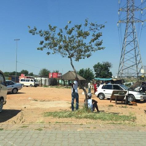 Zona peligrosa Soweto