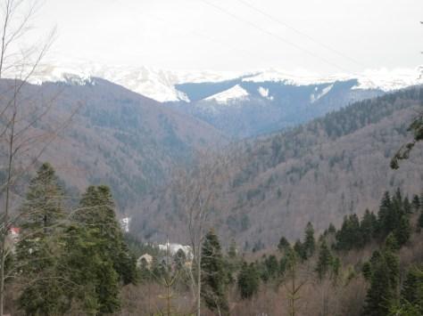 Montaña Sinaia