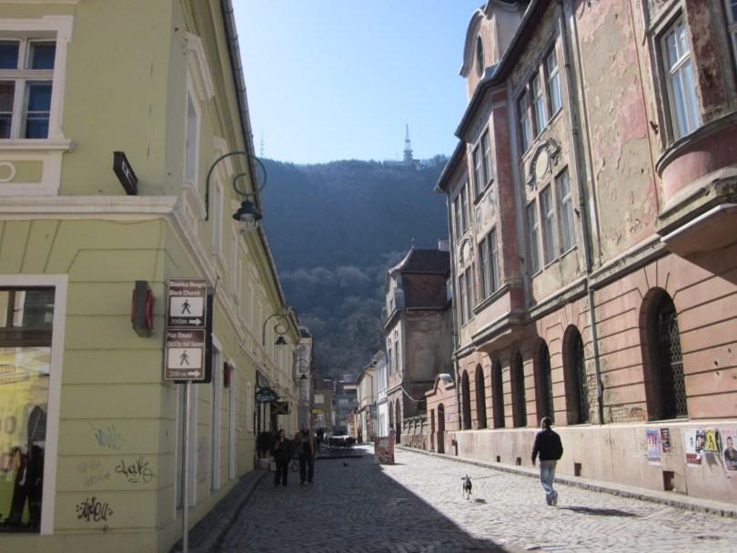 Calles Brasov