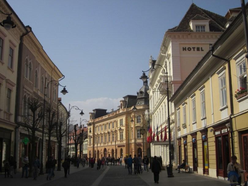 Calles de Sibiu