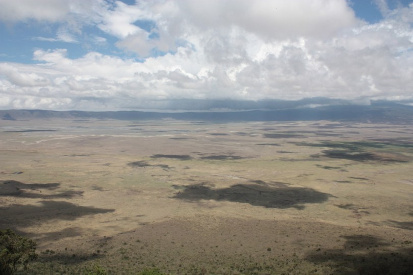 Cráter Ngorongoro