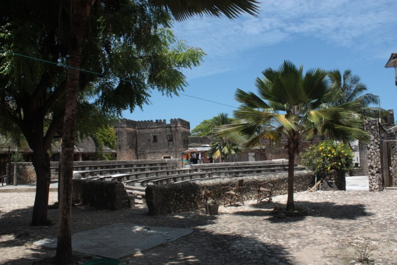 Old Fort Stone Town
